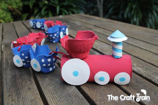 Un joli petit train!