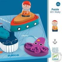 """Beau puzzle aux morceaux """"chunky"""" de Djeco. 26,99$ chez Renaux-Bray. Lien: http://www.renaud-bray.com/Jeux_Produit.aspx?id=1369471&def=Aimants+Oc%C3%A9an+24mcx%2cJ08155"""